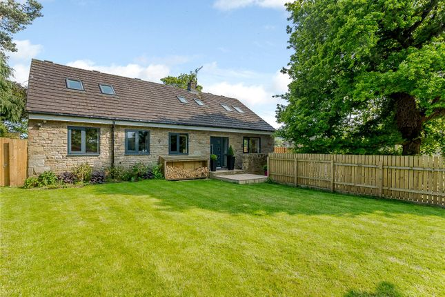 Thumbnail Detached bungalow for sale in 2 Station Plantation, Birstwith, Harrogate, North Yorkshire