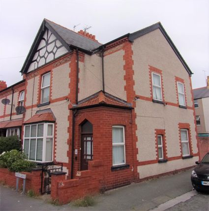 End terrace house for sale in Emlyn Grove, Rhyl
