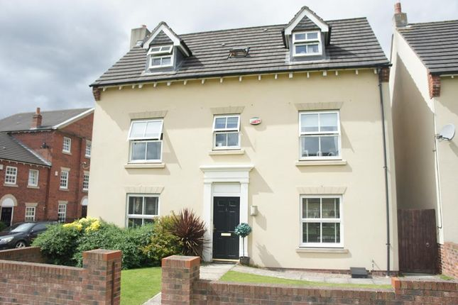 Thumbnail Detached house for sale in 1 Stable Gardens, Doncaster, South Yorkshire