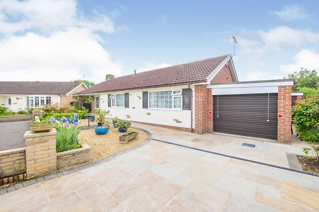 Thumbnail Bungalow for sale in Sherborne Grove, Strensall, York