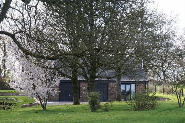 Thumbnail Barn conversion to rent in Trevellyon, Welsh Newton, South Herefordshire