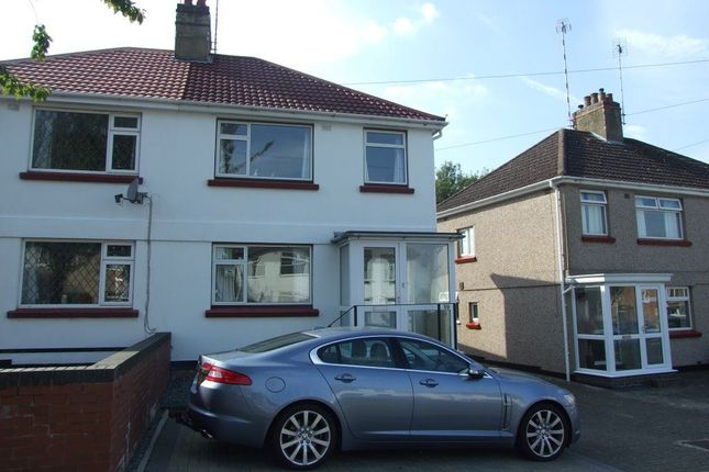 Thumbnail Property to rent in Kingsley Avenue, Rugby