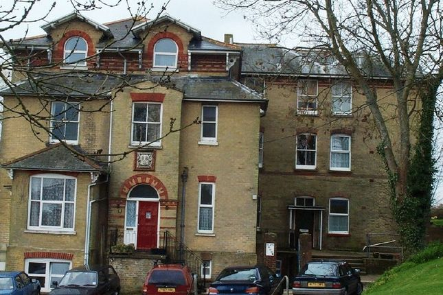 Thumbnail 1 bed flat for sale in Grange Drive, Newport