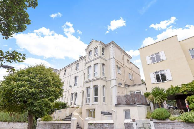 Thumbnail Flat to rent in Hillsborough, Mannamead, Plymouth