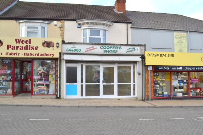 Thumbnail Retail premises to let in Belgrave Square, Scunthorpe North Lincolnshire