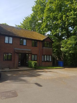 Thumbnail Flat to rent in Sandy Lane, Church Crookham, Fleet