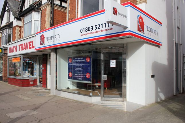 Thumbnail Parking/garage to rent in Hyde Road, Paignton