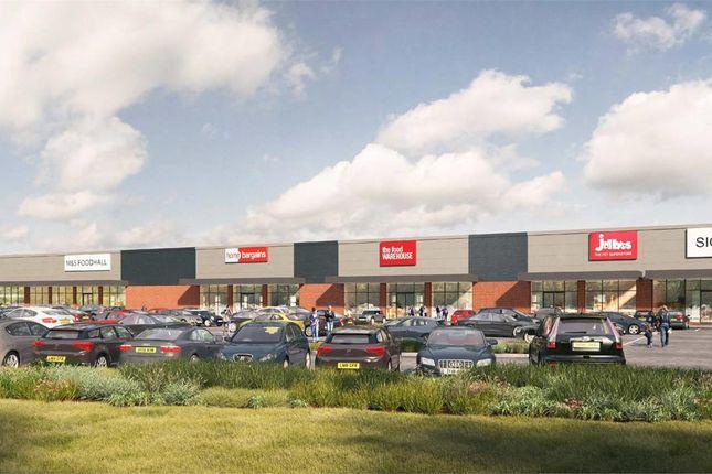Thumbnail Retail premises to let in Unit 8 Fareham Road, Gosport, Hampshire
