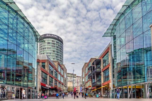 New Street, Birmingham B2