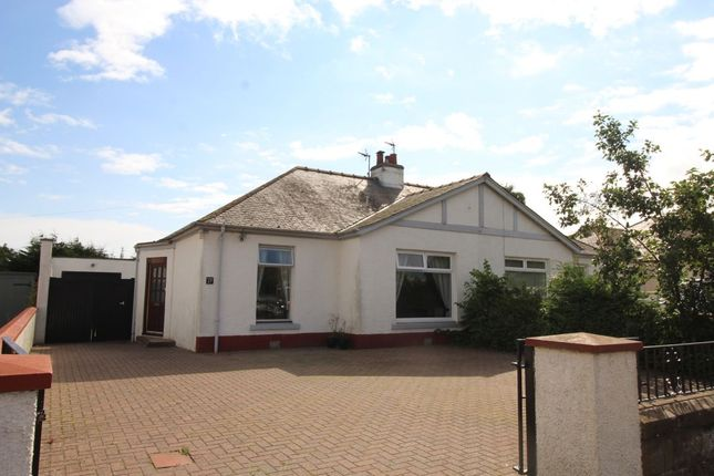Thumbnail Bungalow for sale in Rossie Island Road, Montrose