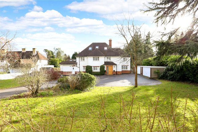 Thumbnail Detached house for sale in Shortheath Road, Farnham, Surrey
