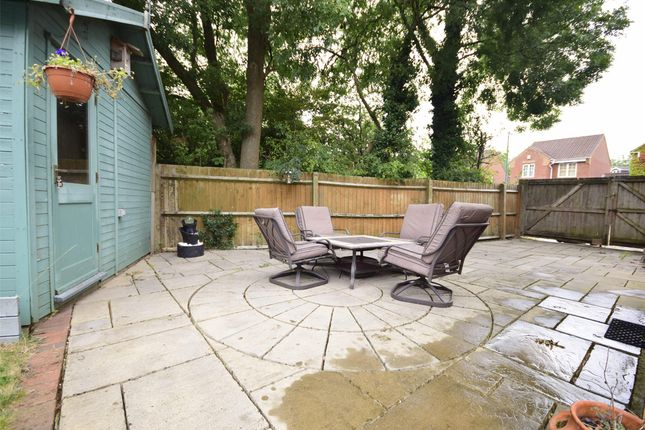 Side Patio Area of Guest Avenue, Emersons Green, Bristol BS16