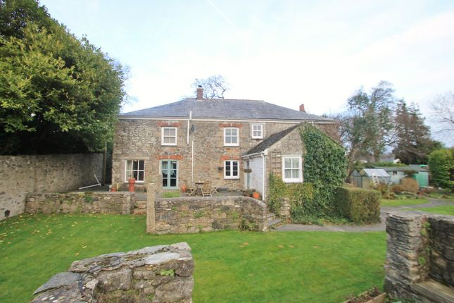Thumbnail Detached house for sale in Charlestown Road, Charlestown, St. Austell