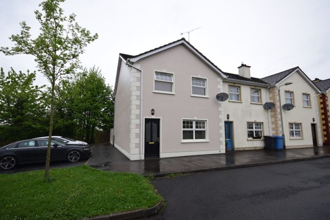 Thumbnail End terrace house for sale in West Street Drive, Stewartstown