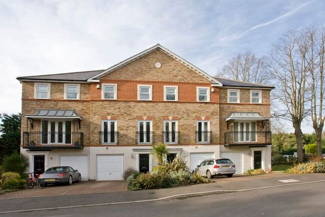 Thumbnail Town house to rent in St. James Gate, Sunningdale, Ascot