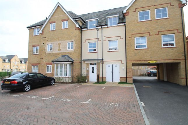 Thumbnail Flat to rent in Gresley Court, Overton Road, Worthing
