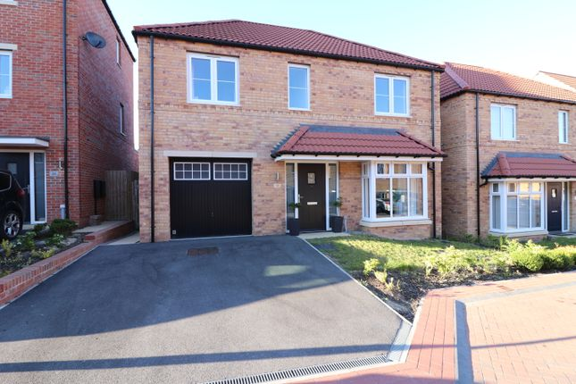 Thumbnail Detached house for sale in Green Shank Drive, Mexborough