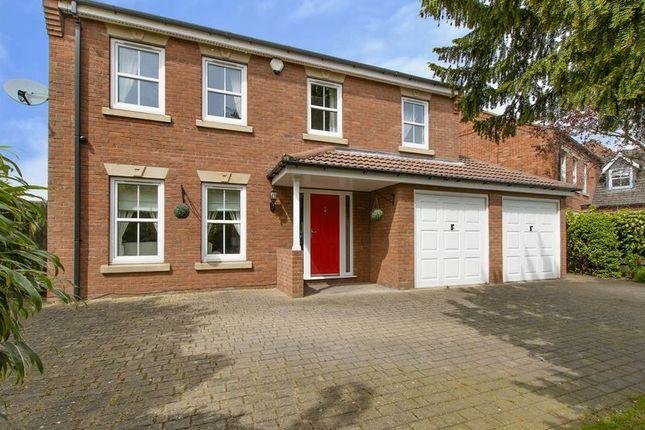 Thumbnail Detached house for sale in Park Drive, Sprotborough, Doncaster