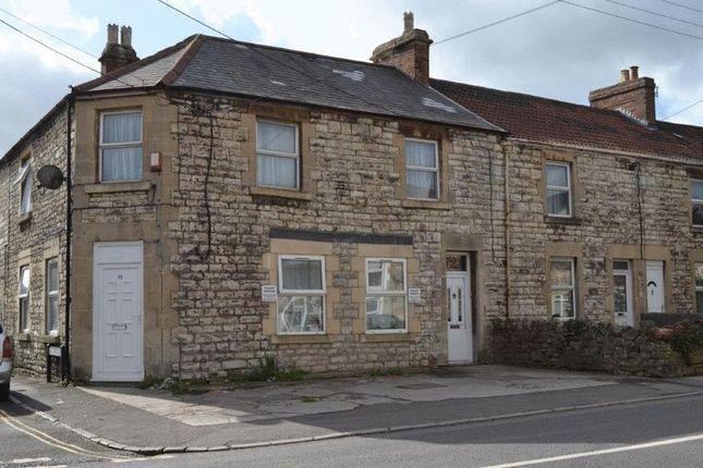 Thumbnail Flat for sale in Radstock Road, Midsomer Norton, Radstock