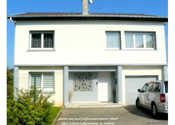Thumbnail Property for sale in 54000, Nancy, Fr