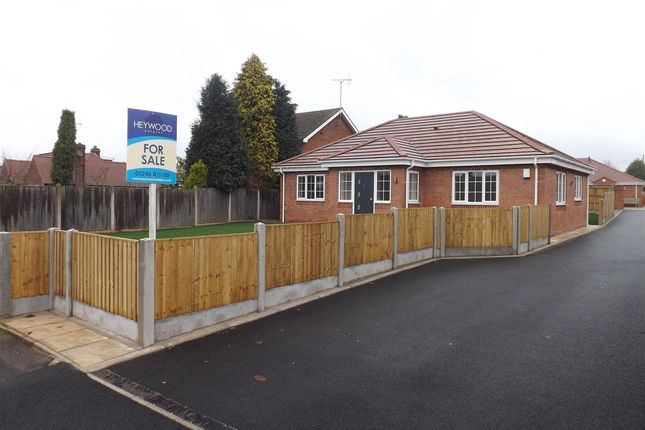 Thumbnail Bungalow for sale in Ringer Lane, Clowne, Chesterfield