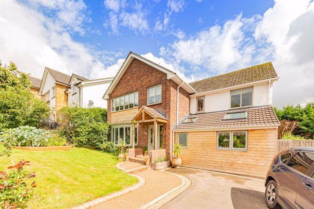 Thumbnail Detached house for sale in Highlands Road, Long Ashton, Bristol