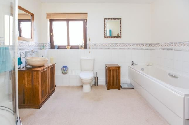 Family Bathroom of Ringstone Way, Whaley Bridge, High Peak, Derbyshire SK23
