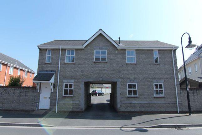 Thumbnail Flat to rent in Longridge Way, Weston Village, Weston-Super-Mare