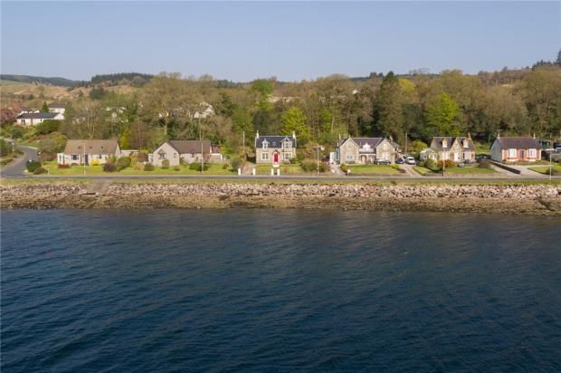 Thumbnail Detached house for sale in Allanmyo, Minard, Inveraray, Argyll And Bute