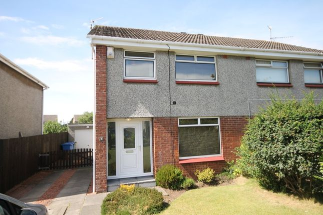 Thumbnail Semi-detached house to rent in Hillocks Place, Troon