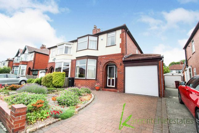 Thumbnail Semi-detached house for sale in Rawlyn Road, Bolton