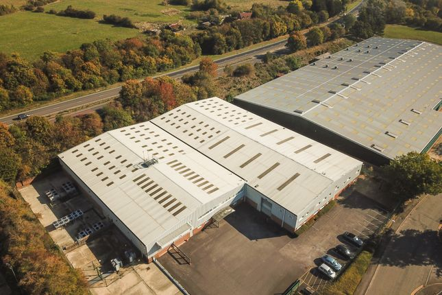 Thumbnail Industrial to let in Stephenson Road, Groundwell Industrial Estate, Swindon
