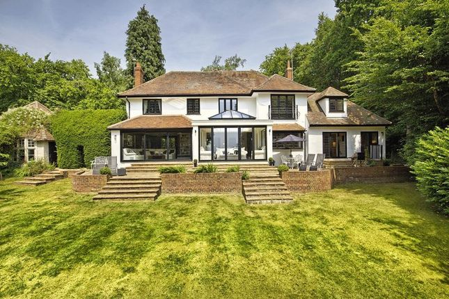 Thumbnail Detached house for sale in Tewin Wood, Nr Welwyn, Herts