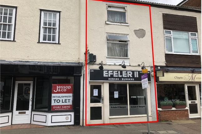 Thumbnail Retail premises for sale in High Street, Redbourn, St Albans