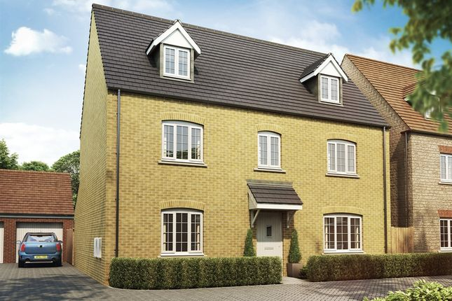 """Thumbnail Detached house for sale in """"Newbury """" at Whitelands Way, Bicester"""