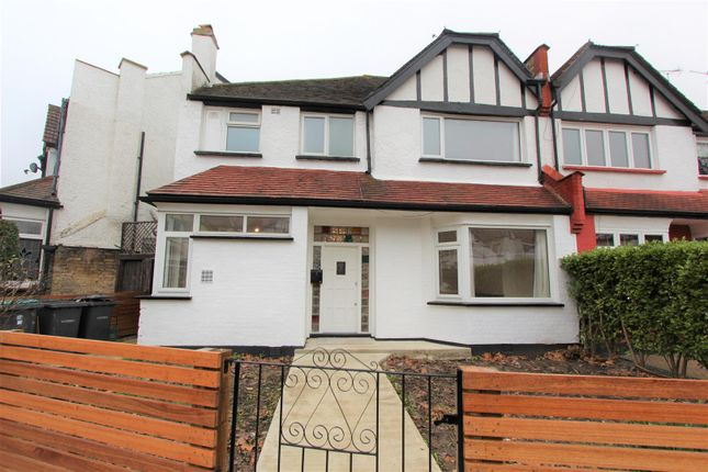 Thumbnail Semi-detached house to rent in Rectory Gardens, Hornsey