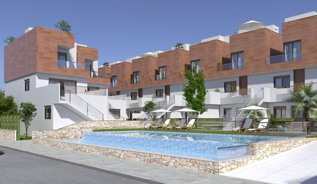 2 bed town house for sale in Los Alcazares, Murcia, Spain