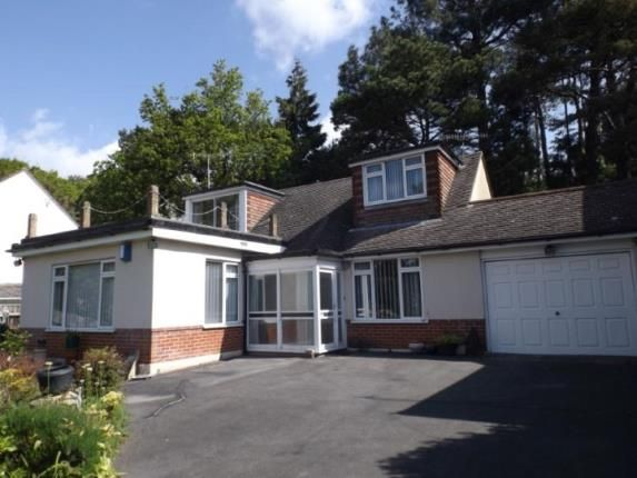 Thumbnail Bungalow for sale in Alton Road, Parkstone, Poole