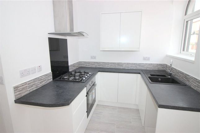 Kitchen Area of Flat 1, White House, Nottingham Road, Spondon DE21