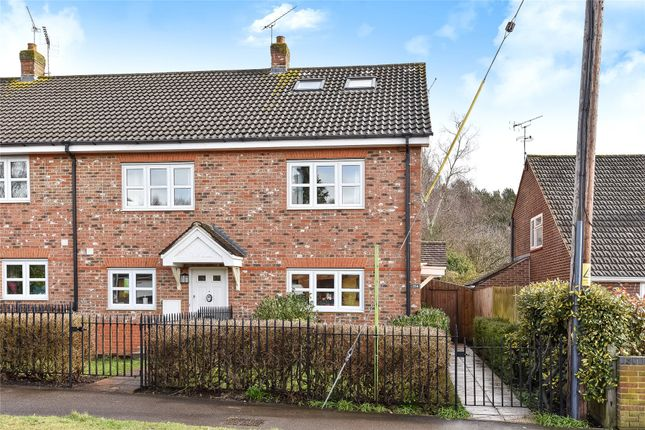 Thumbnail End terrace house for sale in College Road, College Town, Sandhurst, Berkshire
