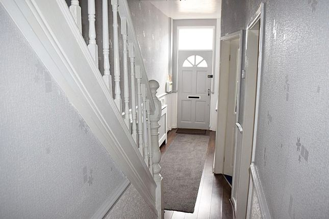 Hallway of Ayres Road, Old Trafford, Manchester M16