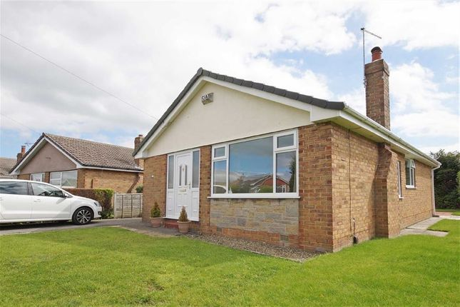 Thumbnail Detached bungalow to rent in Larkfield Close, Harrogate, North Yorkshire
