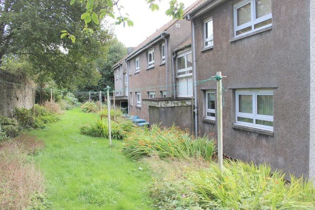 Communal Garden of Parker Place, Kilsyth G65