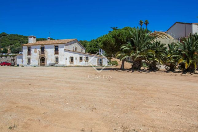 Thumbnail Country house for sale in Spain, Barcelona North Coast (Maresme), Tiana / Mas Ram, Mrs7226