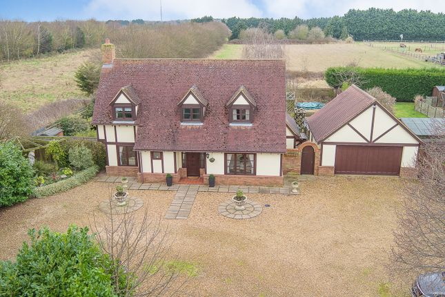 Thumbnail Detached house for sale in Everton Road, Potton