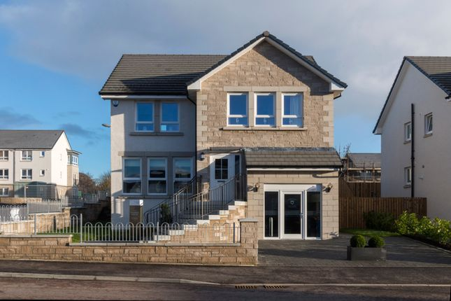 "Thumbnail Detached house for sale in Plot 23 ""The Lomond"" Castle Road, Dumbarton"