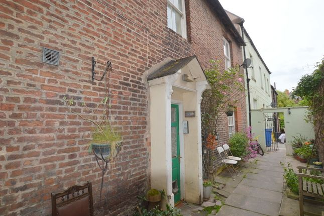Thumbnail Maisonette for sale in Church Street, Berwick Upon Tweed, Northumberland