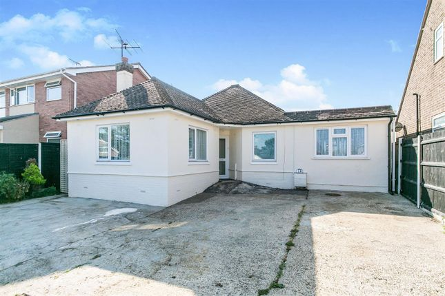 Thumbnail Detached bungalow for sale in Slade Road, Holland-On-Sea, Clacton-On-Sea