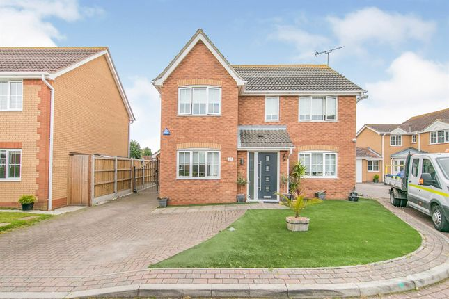 Thumbnail Detached house for sale in Parade Drive, Dovercourt, Harwich