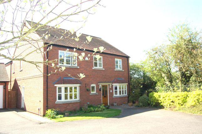 Thumbnail Detached house to rent in Turton Gardens, Feckenham, Redditch